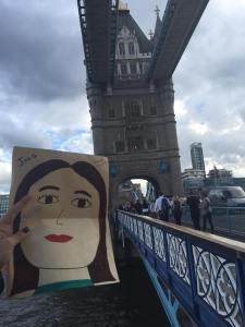jmo on the bridge