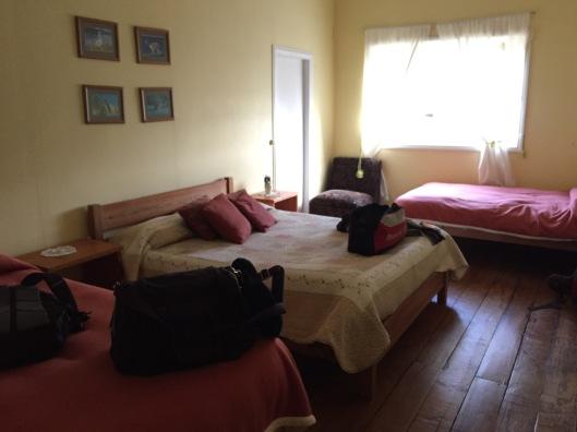 Not the comfiest beds, but still good