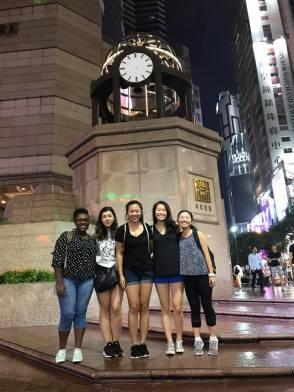 Hong Kong, Causeway Bay, Pierce, Meghan, Times Square