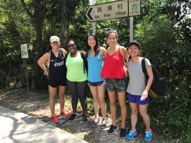 Hong Kong, Sai Wan, Pierce, Meghan, Before the Hike