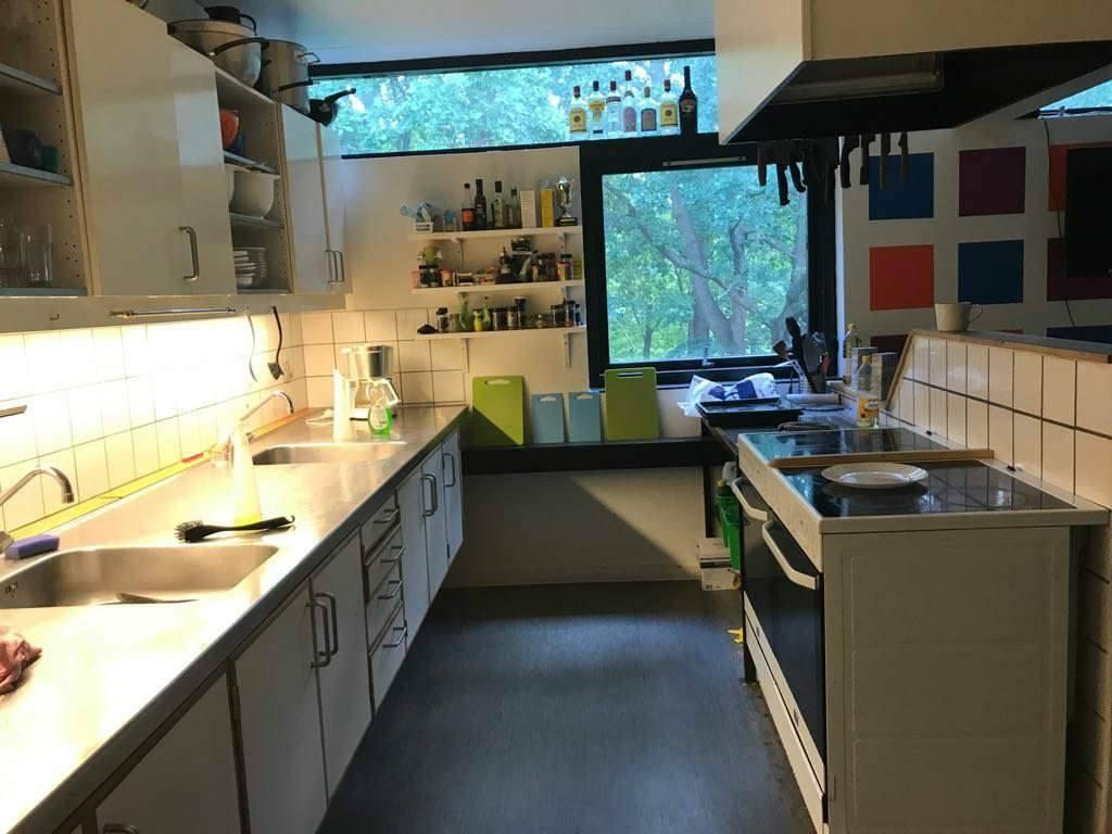 A Kampsax Kitchen. P.C.: M. Boller
