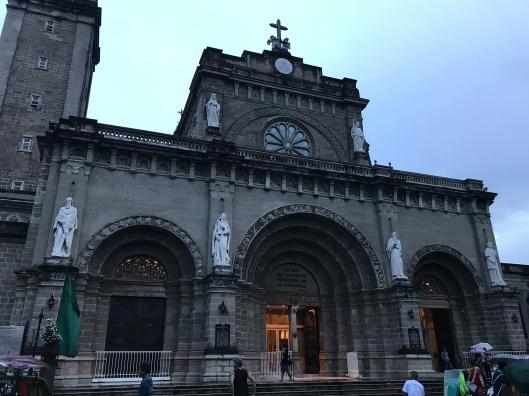 Philippines, Manila Intramuros, Pierce, Meghan, San Agustin Church