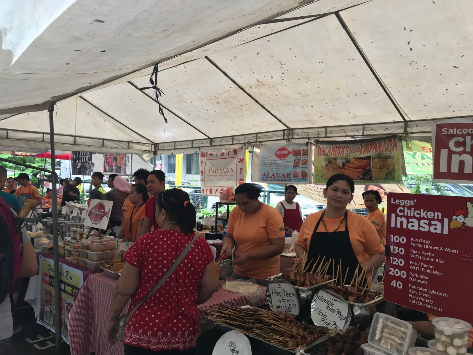 Philippines, Manila, Pierce, Meghan, Weekend Market Vendors