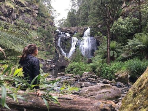 Australia, Stevensons Falls, Ducanovic, Selma