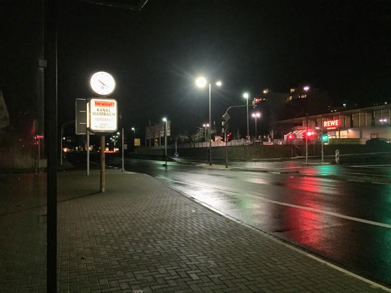 Bus Stop at Vallendar