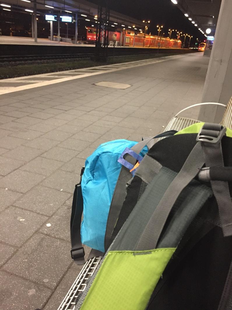 At Koblenz Main Station