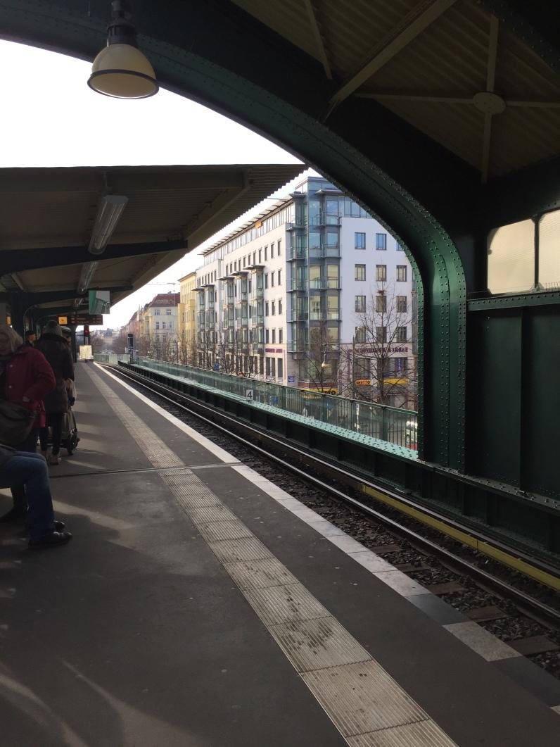 Train Station near Pankow