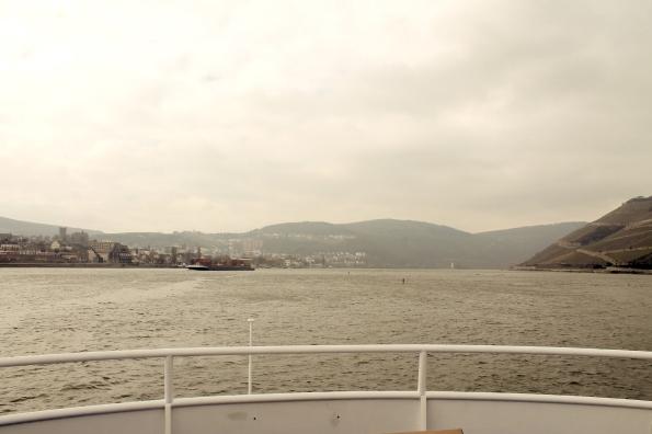 Beautiful Rhine River