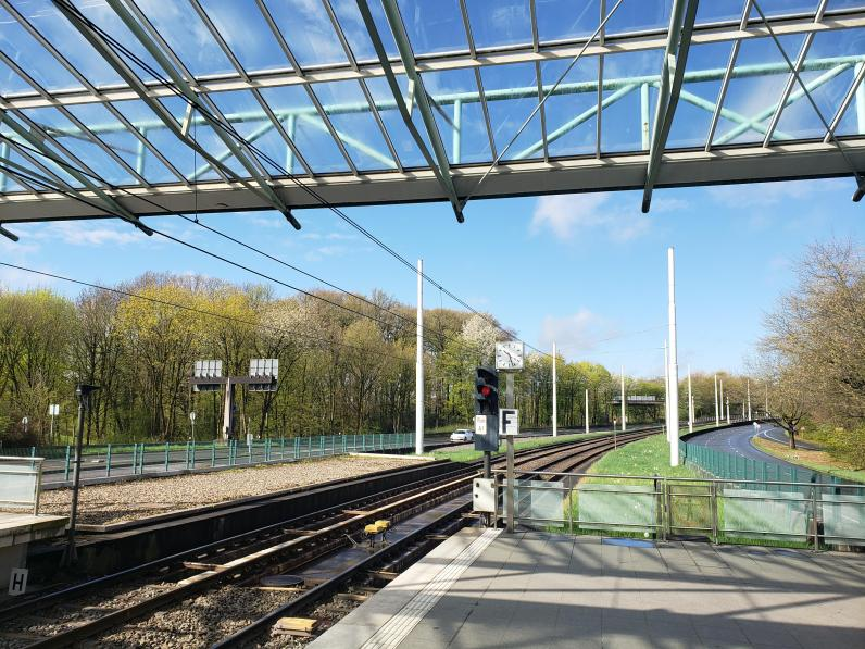Ruhr-Universitat Station.-2jpg