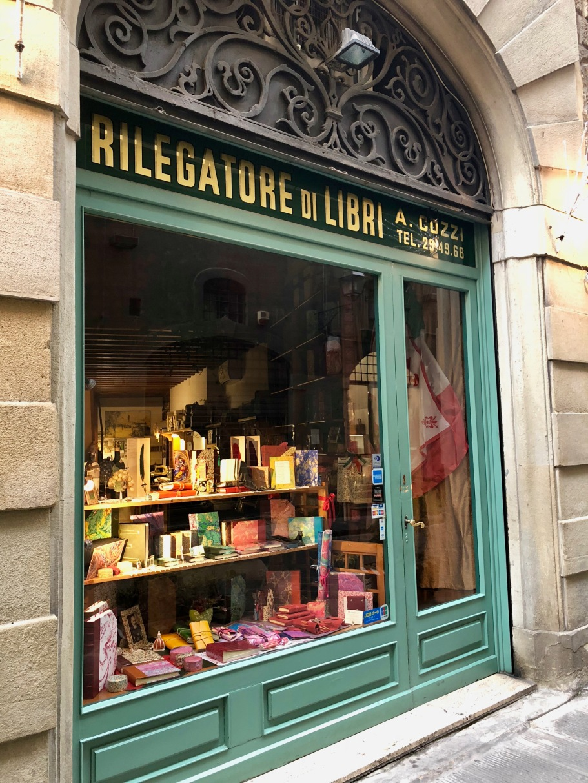 Alberto Cozzi storefront