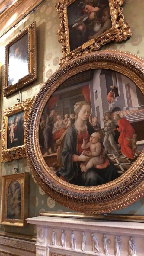 Renaissance artworks