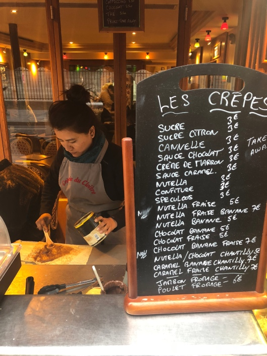 Comparing traditions and cultural differences in Paris, France